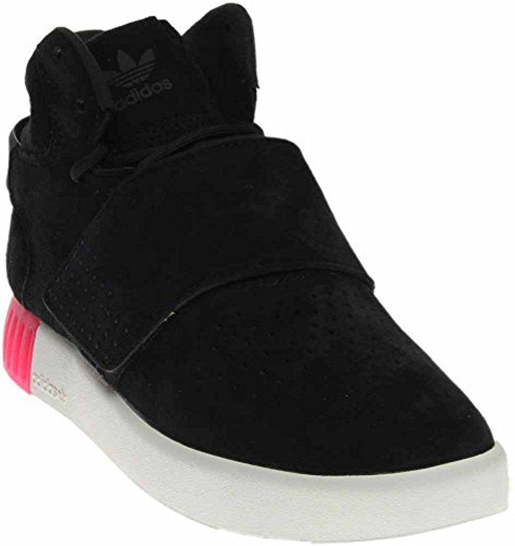 New Adidas Originals Wouomo Tubular Invader Strap Fashion scarpe da ginnastica Sz 10US,8.5UK