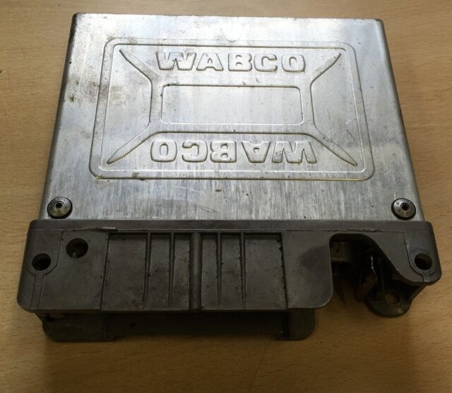 LAND ROVER DISCOVERY RANGE ROVER WABCO ABS ECU PART NUMBER AMR1097   -#11