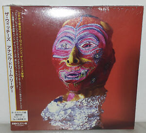 CD-THE-WYTCHES-ANNABEL-DREAM-READER-JAPAN