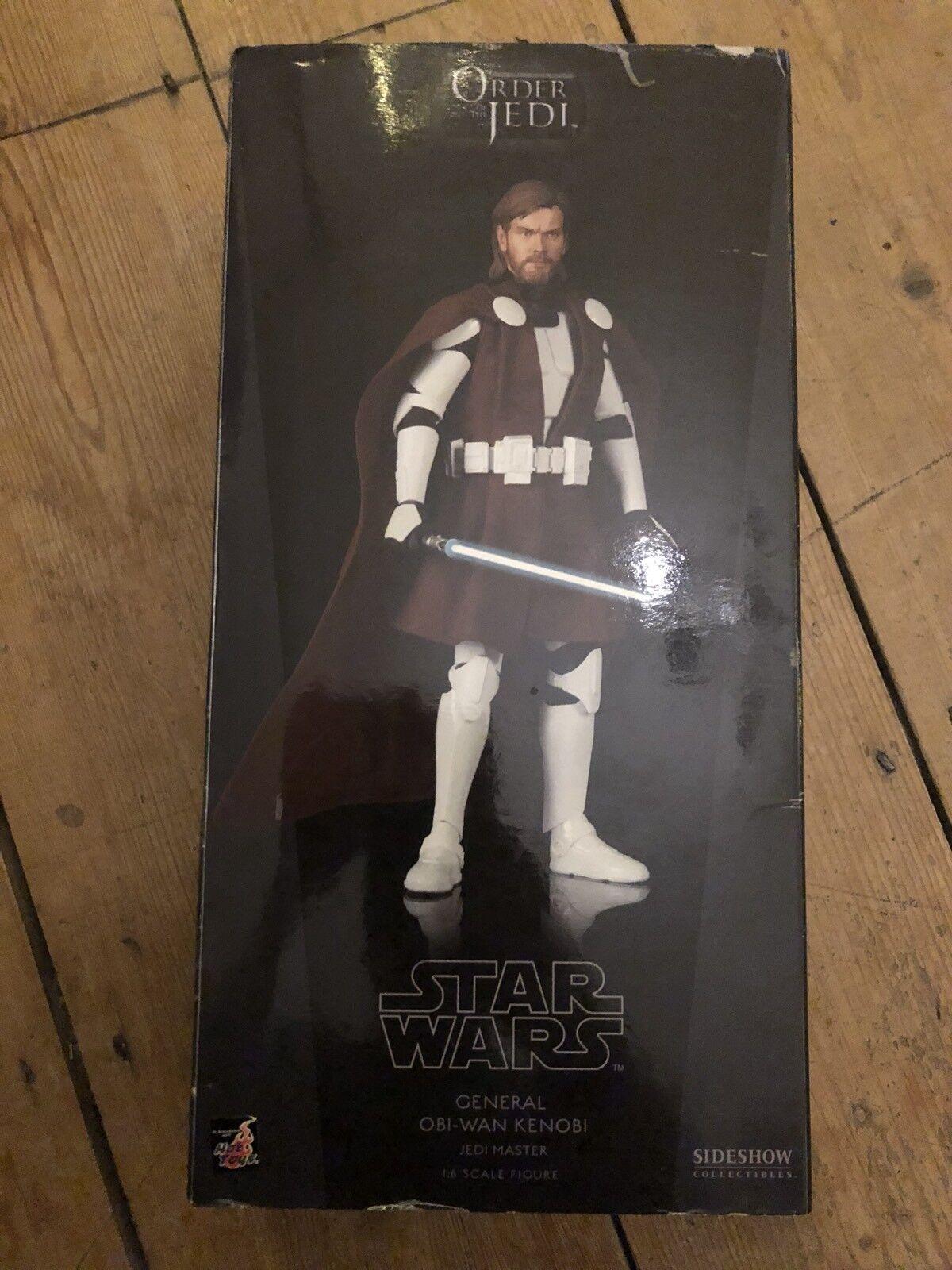 Sideshow Star Wars Order Of The Jedi General Obi Obi Obi Wan Kenobi  Jedi Master SC1069 9000f2