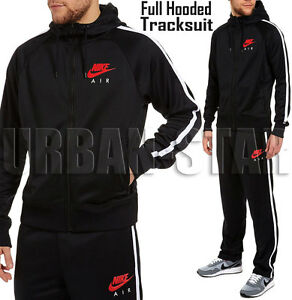 Nike-Air-Limitless-Full-Polyester-Tracksuit-Zip-Hoody-Jogging-Bottms-Joggers