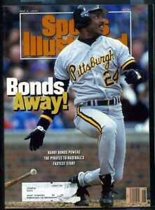 SPORTS-ILLUSTRATED-MAY-4-1992-BARRY-BONDS