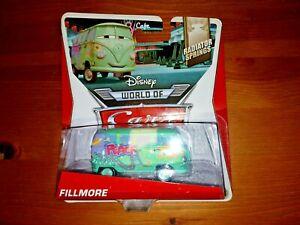 Disney-Pixar-Cars-Radiator-Spring-Fillmore-Worlds-Of-Cars