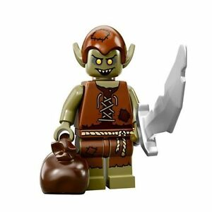 LEGO Minifigures Series 13 Goblin / orc suit lord of the rings LOTR sets