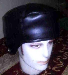 1920's Vintage Style Leather Football Helmet.  Brand New