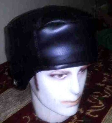 1920's Vintage Style Leather Football Helmet. Brand New