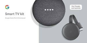 Google-Smart-TV-Kit-Google-Home-Mini-und-Chromecast