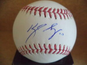 KYLE-SEAGER-SEATTLE-MARINERS-SIGNED-AUTOGRAPHED-M-L-BASEBALL-W-COA