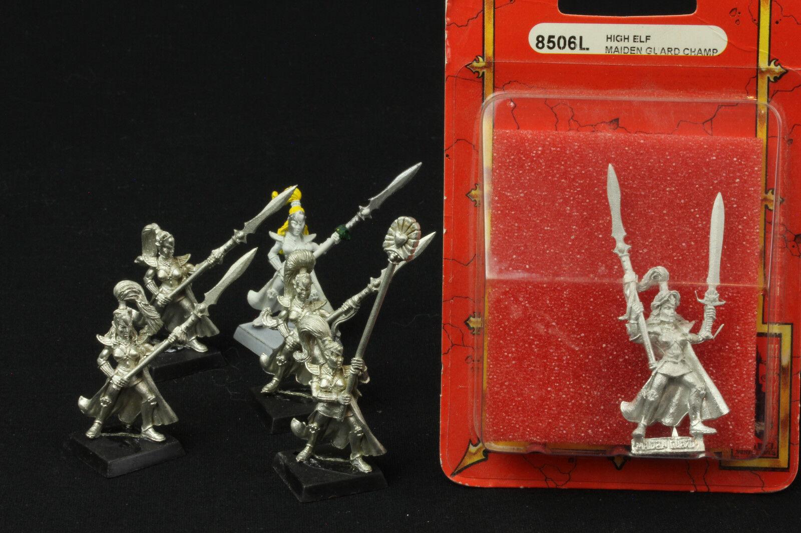Warhammer Elfos de alta edad de Sigmar