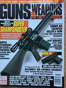 Guns-And-Weapons-For-Law-Enforcement-May-1998-New-Armalite-AR10T
