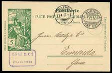 Schweiz Nr. P 32 Brief (1573012373)