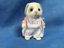 SYLVANIAN FAMILIES HOUSE KEEPER COOK FOR REGENCY OR GRAND HOTEL PATCH DOG