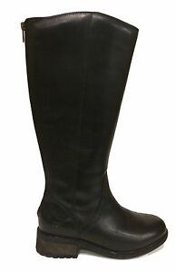 f1fe0a5f007 Details about 1006038 Women's UGG Australia Seldon Boots!! BLACK!!  WATER-RESISTANT!!