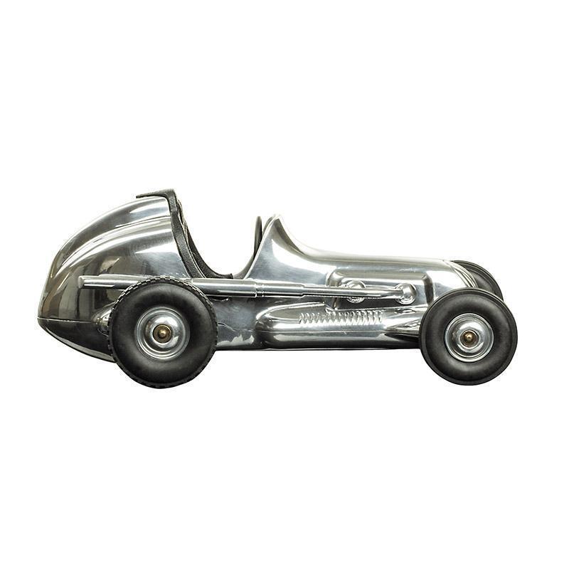 Spindizzy Model Car Hornet 1930s Tether 9.75  Aluminum Replica Racing