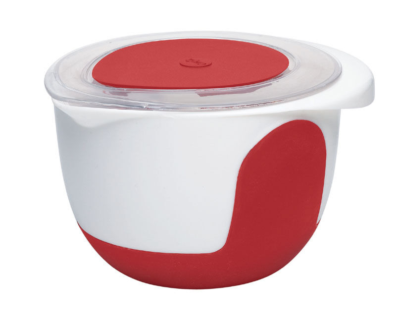 Emsa Mix & Bake Paddle Pan Stirring Pot MIXING BOWL BAKING