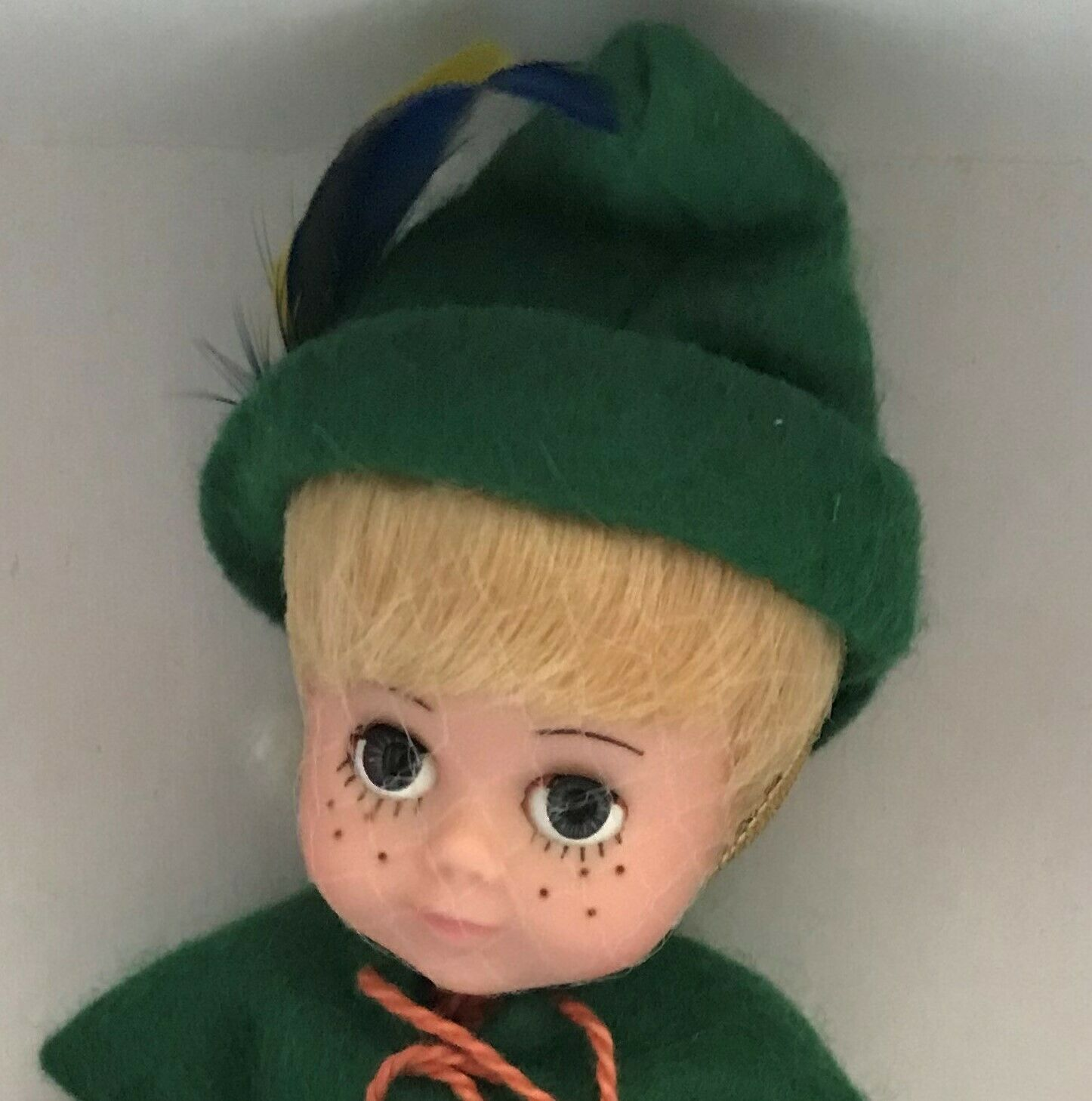 Madame Alexander PETER PAN DOLL 8  13660 NIB