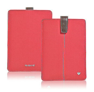 Onvermoeibaar For Apple Ipad 5 Mini Case Pink Canvas Screen Cleaning Sanitizing Sleeve Cover Blijf Je Altijd Fit