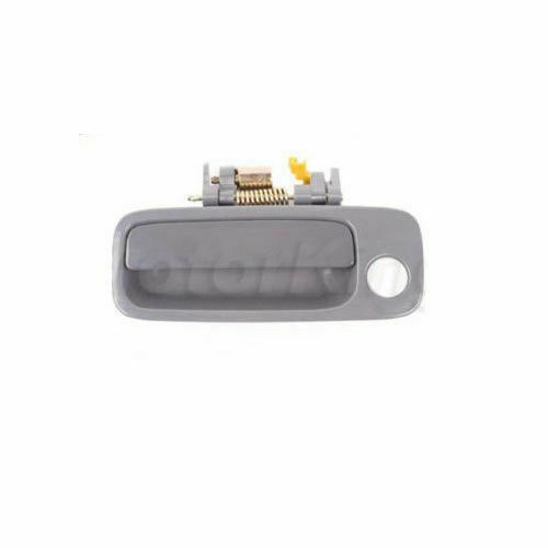 OutSide Door Handle Front Right Black Non Painted for 97-01 Toyota Camry DHE103