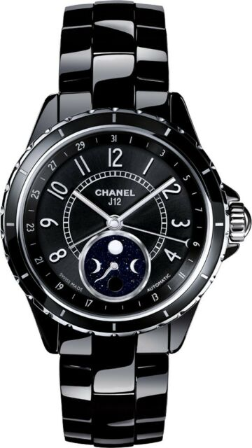 MODEL: H3406 Lowest Price New Luxury Automatic Chanel Ceramic Ladies 38mm Watch