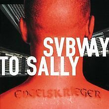 Engelskrieger-von-Subway-to-Sally-CD-Zustand-gut