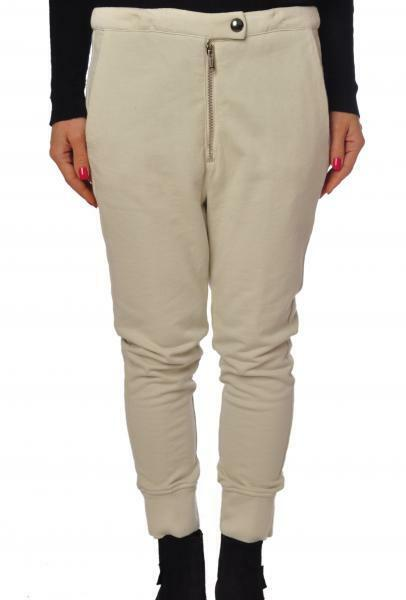 Dondup  -  Pants - Female - White - 2169808A184008