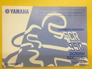 OEM-Yamaha-Owners-Manual-2016-SCR95H-SCR-950-LIT-11626-30-15