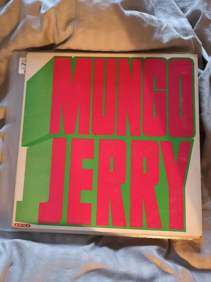 LP, Mungo Jerry, Mungo Jerry