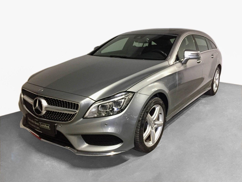 Mercedes CLS350 3,0 BlueTEC SB aut 4-M 5d - 524.900 kr.