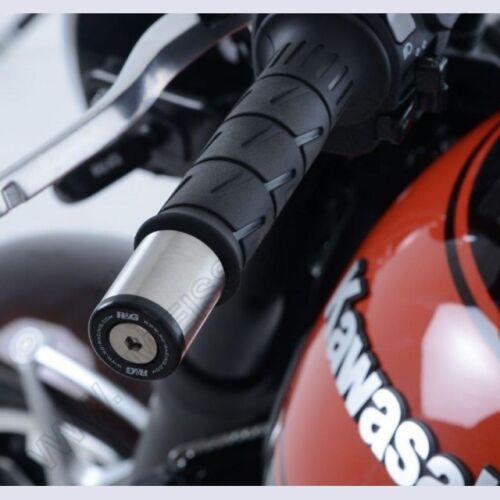 Bar End Slider R/&G Lenker Protektoren Kawasaki Z 900 2017- Z 900 RS 2018