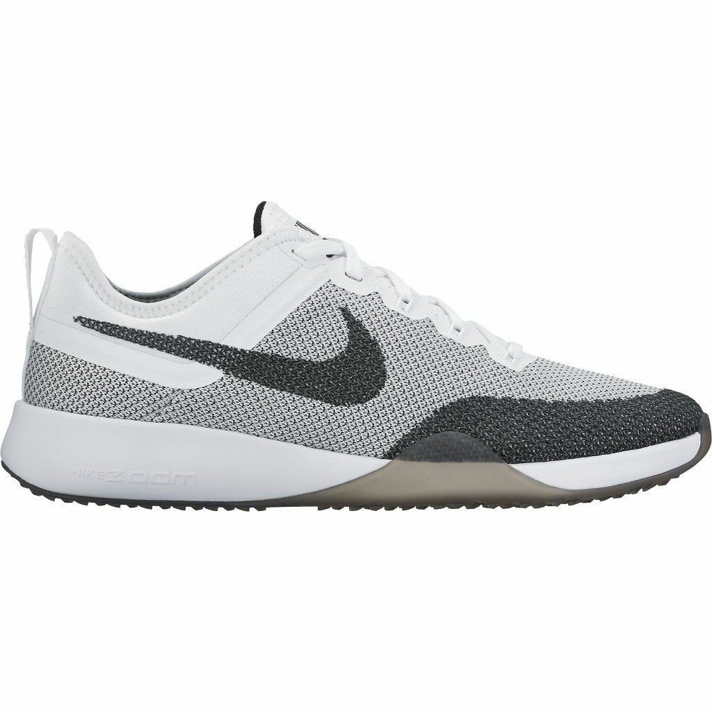 NEW WOMENS NIKE AIR ZOOM TR DYNAMIC CROSSFIT TRAINING 849803 100 Multiple Sizes