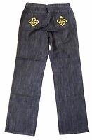 NEU MADELEINE 42 Jeans Blue stretch Hose Jeanshose denim pants new trousers