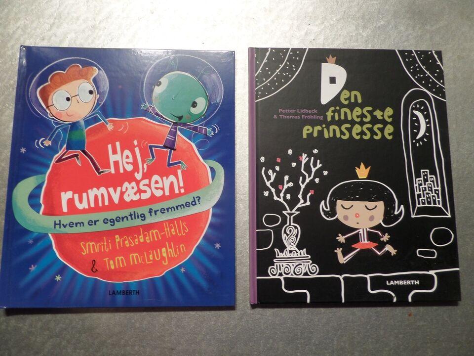2 nye børnebøger, FISK