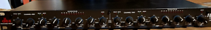 Dbx 166XL Dual Compressor Limiter Gate Rack Unit
