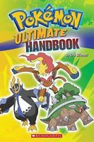 Pokemon: Ultimate Handbook, Cris Silvestri, Good Book