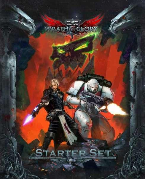 IRA & Glory Estrellater Set-Juego de juego de rol Warhammer 40,000 - cabina 7