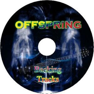 OFFSPRING-GUITAR-BACKING-TRACKS-CD-BEST-GREATEST-HITS-MUSIC-PLAY-ALONG-MP3-ROCK