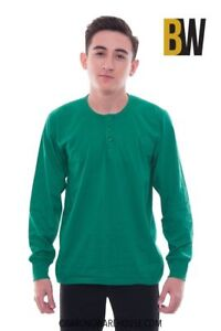 9d30060ae34 Image is loading Camisa-de-Chino-Long-Sleeve-Green