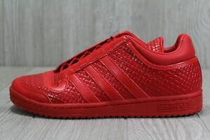 adidas red men shoes