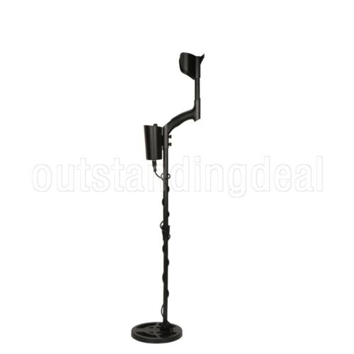 """GT6100 Underground Metal Detector Gold Finder with 7.9/"""" Waterproof Search Coil"""