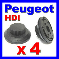 PEUGEOT HDI ENGINE COVER CLIPS DIESEL 206 207 306 307 406 607 Partner X4
