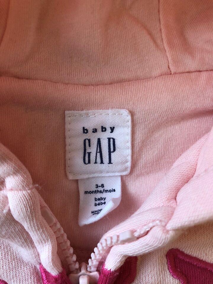 Hættetrøje, Baby GAP, str. 68