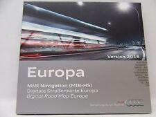 original Audi Navigationsupdate MMI Navigation SD-Karte MIB-HS 8W0919866C 2016
