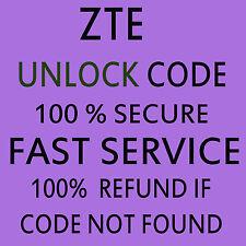 Unlock Code ZTE V9 wifi dongle modem Locked to Telstra Australia
