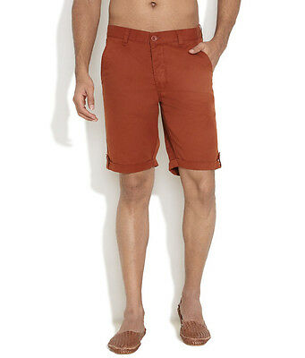 Men's Indigo Nation Short, dark orange Flat 70% OFF