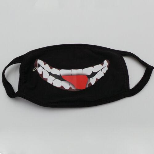 Hot Anime Tokyo Ghoul Ken Kaneki Anti-Dust Cotton Mouth-muff Mask Cosplay Gift