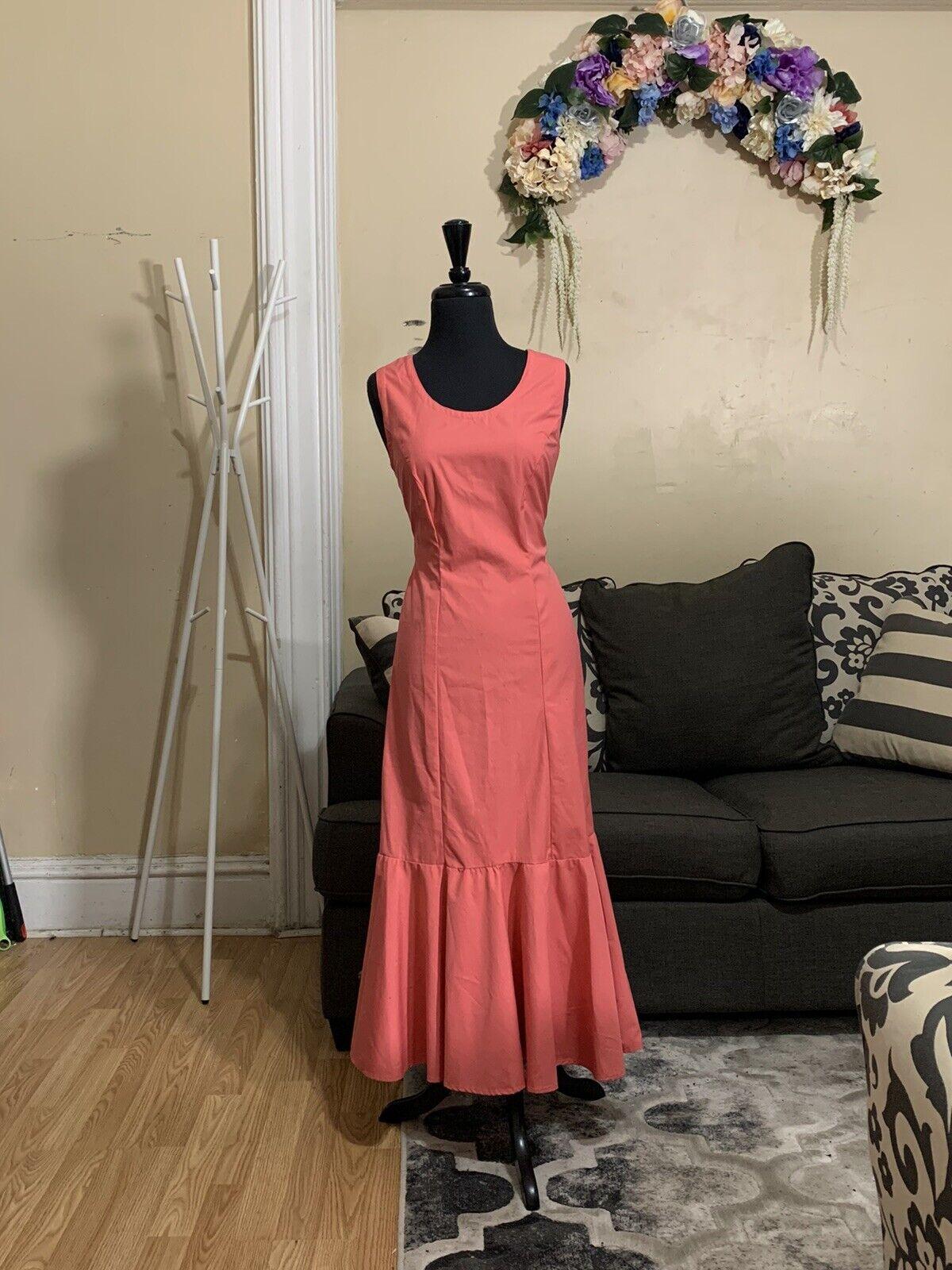 Mermaid Vintage Dress - image 6