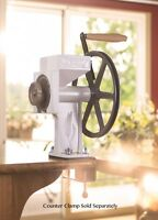 Country Living Grain Mill With Large Corn & Bean Auger - Lifetime Warranty