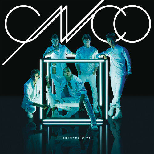 CNCO - Primera Cita [New CD]