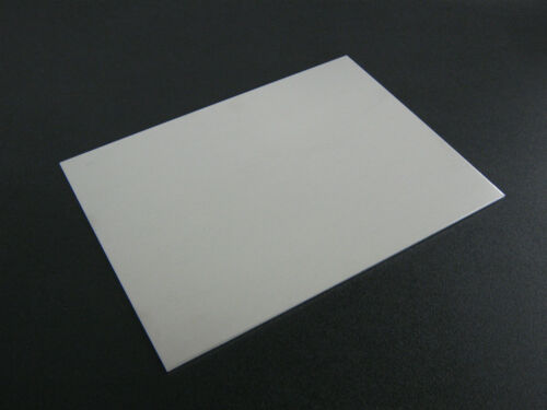 """1//8/"""" .125  Aluminum Sheet 5052 H32-6/"""" x 9/"""""""