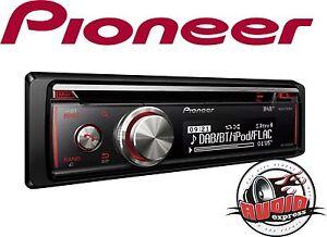 Pioneer-DEH-X8700DAB-Digital-Radio-DEHX8700DAB-Bluetooth-I-Pod-MP3-USB-Flac-DAB